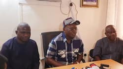 Gov Ortom urges FG to fufil promise to resettle IDPs, berates Miyetti Allah