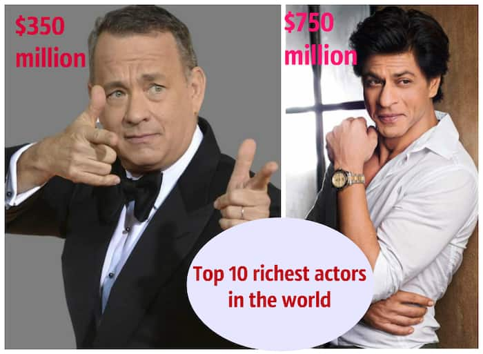 Top 10 Richest Actors in the World in 2018 [Updated] ▷ Legit ng