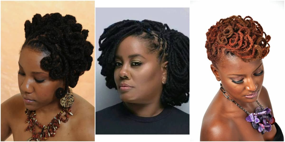 How To Style Dreadlocks For Work Legit.ng