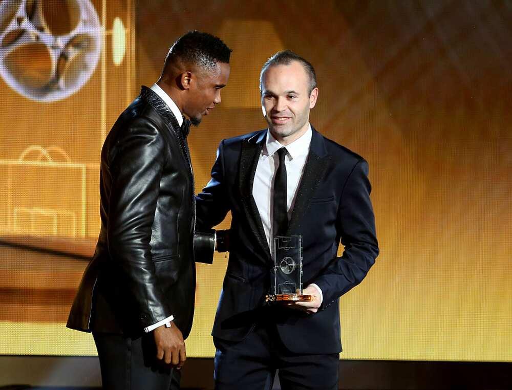 Ballon d'Or all-time teams: Samuel Eto'o blasts France Football for shunning African stars