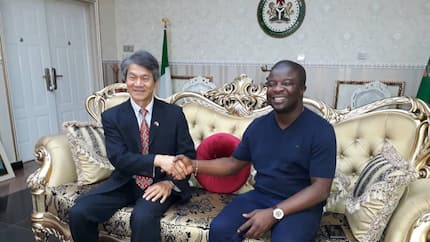 Taiwanese diplomat meets Imo governorship candidate, expresses interest in huge investments