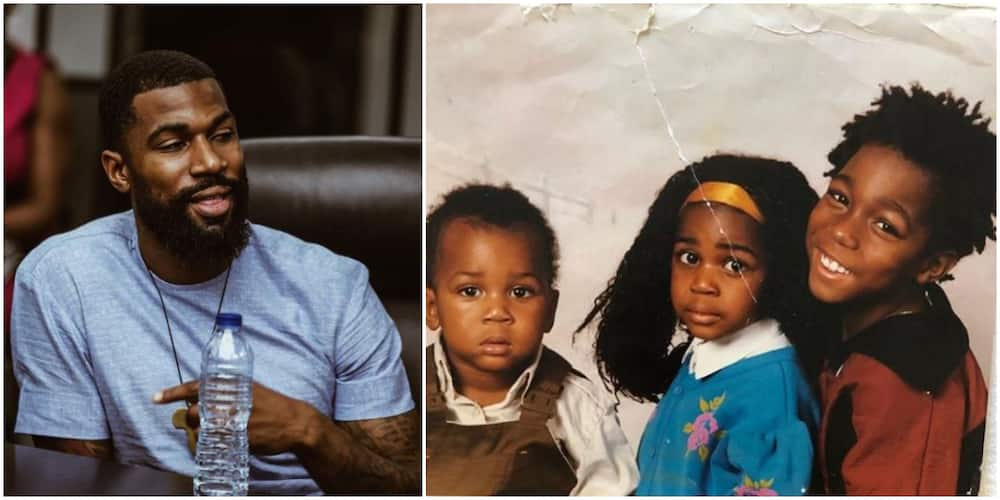 BBNaija star Mike Edwards reveals his older brother died due to poor healthcare