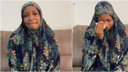 It will not happen to me again - Rahama Sadau breaks down in tears as she apologises over controversial photos (video)