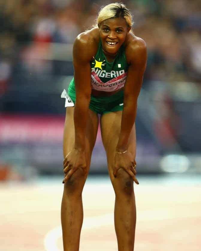 Jubilation As Nigerian Athlete Breaks 38-Year-Old 100m Longstanding Record Ahead of Olympic Games