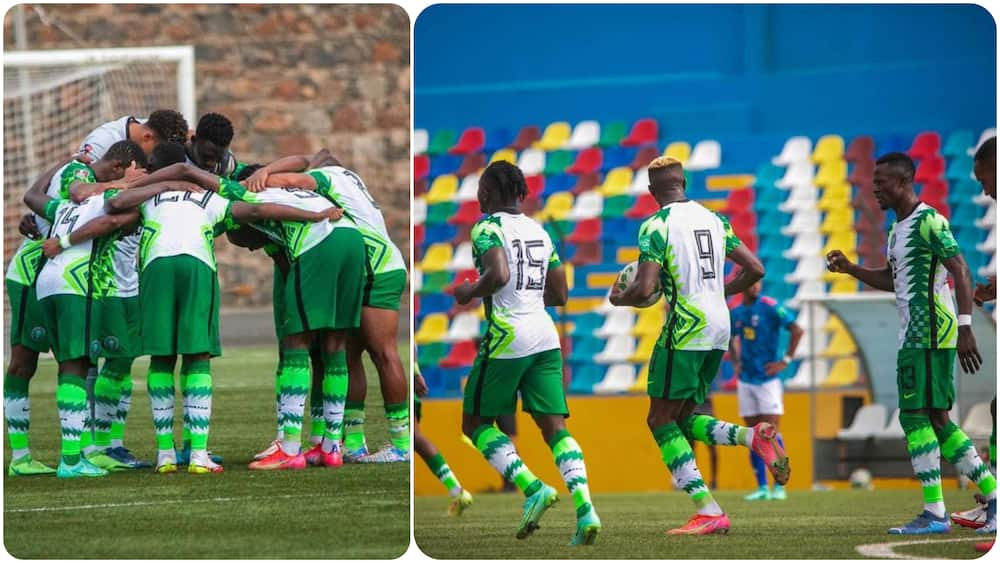 Nigeria's Super Eagles ranked 21st most valuable team in the world, 3rd in Africa
