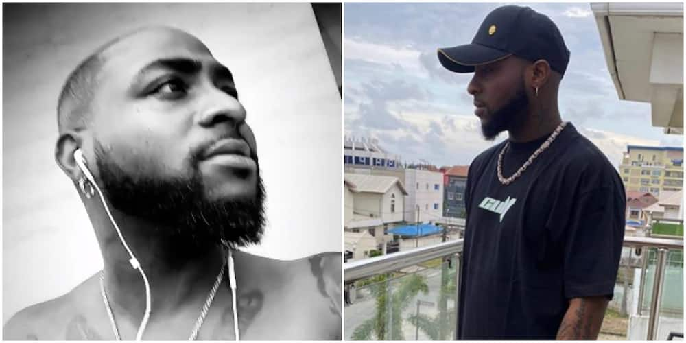 Davido reveals conclusion, says everyone has gone mental between 2020 and 2021
