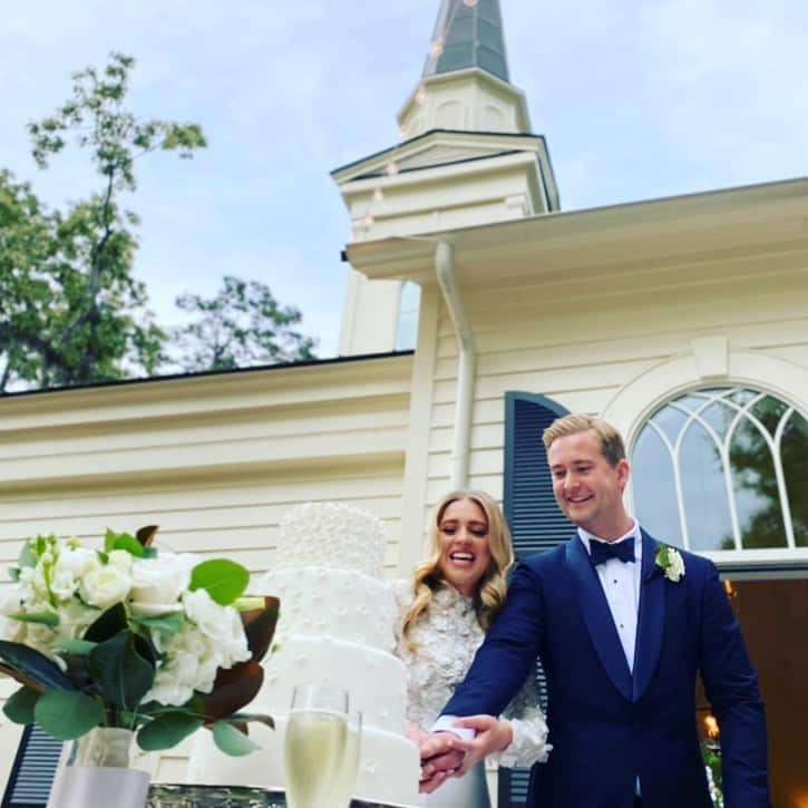 Who is Hillary Vaughn married to?