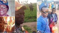 Suspected herdsmen upload their photos on a woman's Facebook account after stealing her phone