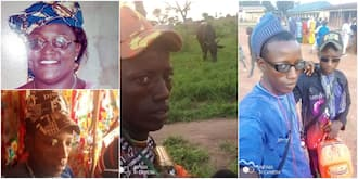 The suspected herdsmen uploaded their photos on their victim's Facebook page