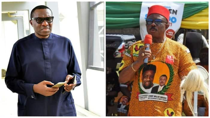 Anambra election: What I'll do in my first six months in office, if elected as governor, Andy Uba makes new revelation