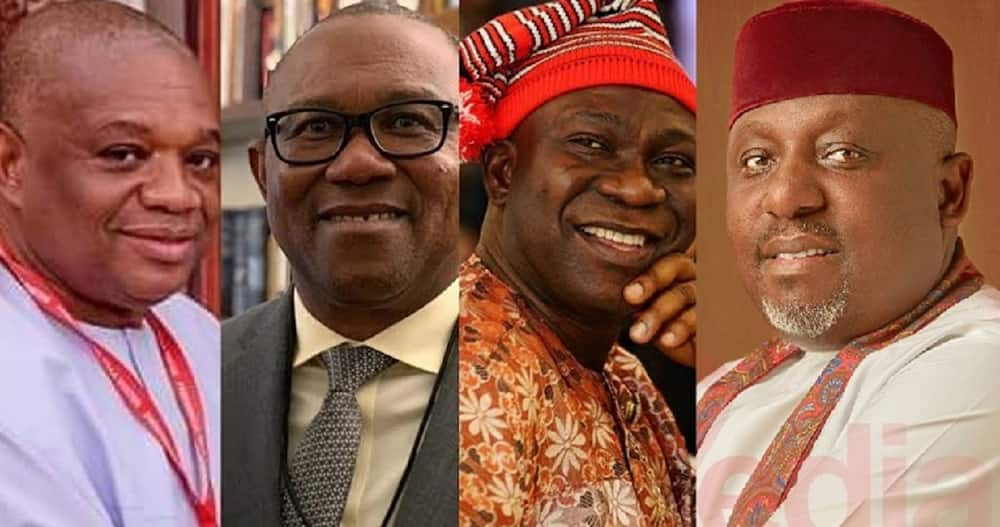 2023 presidency: Group shortlists 10 candidates for Igbo president