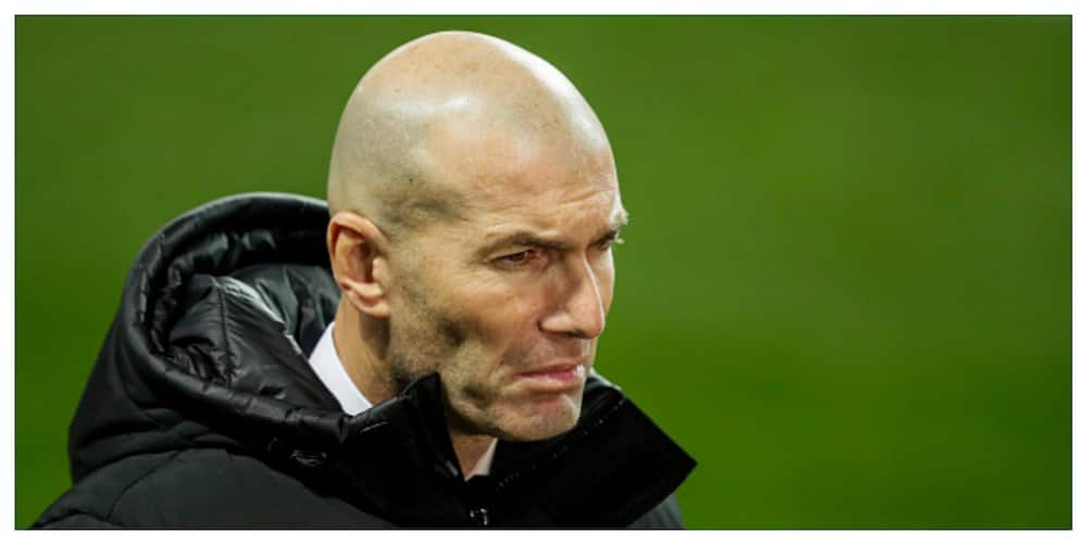 Zidane reveals who is to blame as Real Madrid crash of Cop del Rey to 3rd-tier side