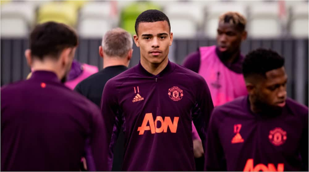 Manchester United Youngster Greenwood Gives Stunning Answer to Lionel Messi vs Cristiano Ronaldo Debate