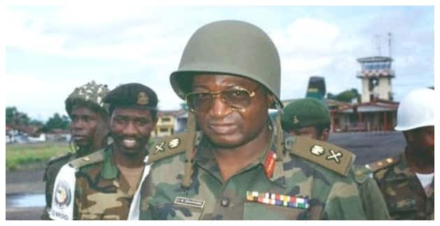 Flashback: Dogonyaro's coup speech that overthrew Buhari in August 27, 1985