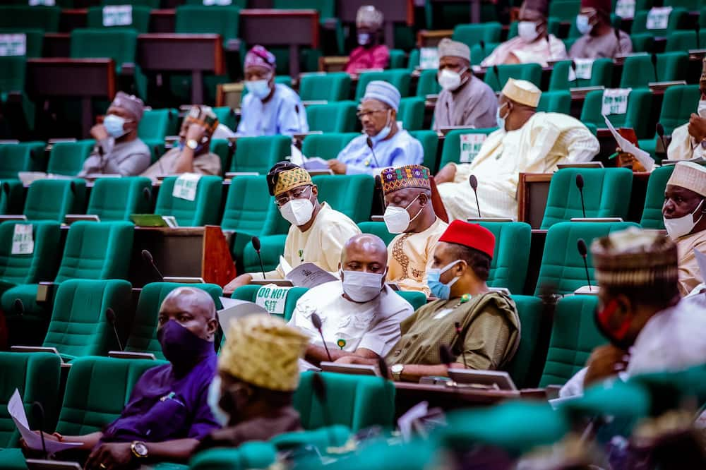 Uzoma Nkem-Abonta: Federal lawmaker claims people became billionaires out of COVID-19 proceeds
