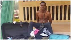 Man gets robbed by his trusted cousin while on holiday in Nigeria