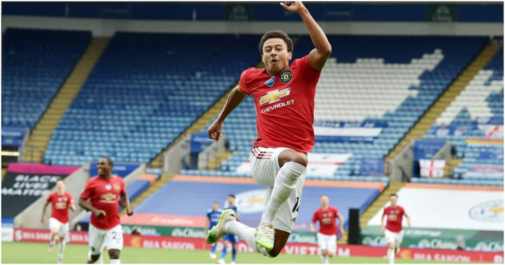 Jesse Lingard on the verge of joining West Ham United on loan
