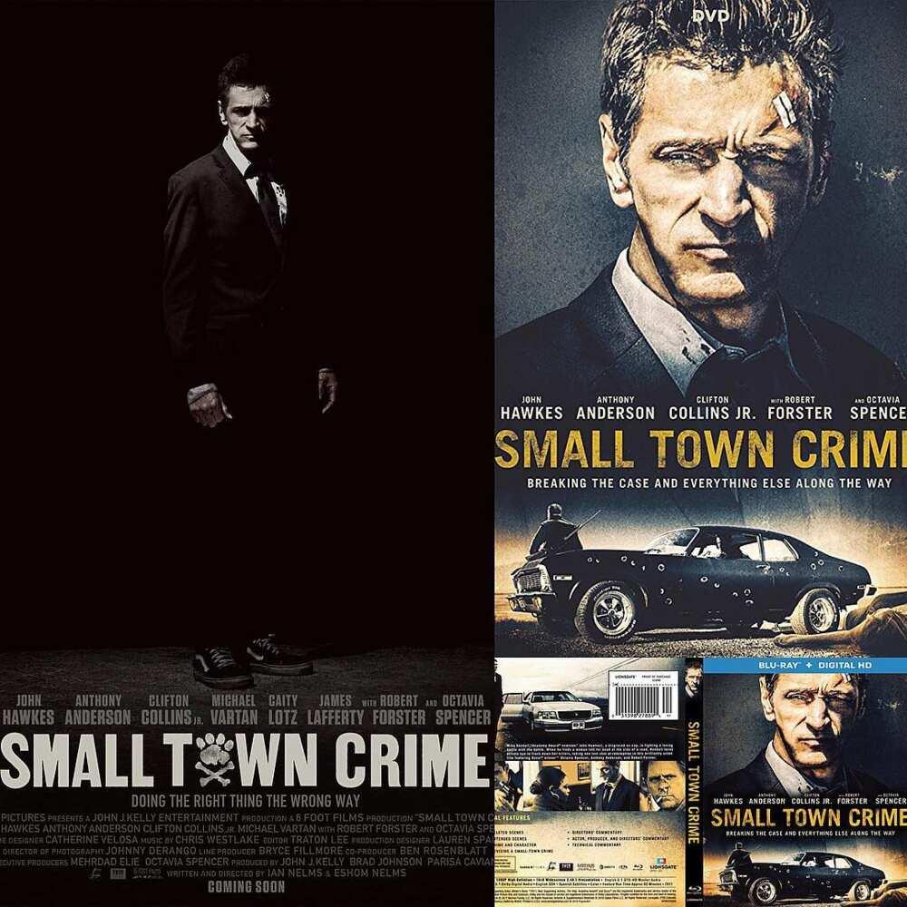 mystery thriller movies