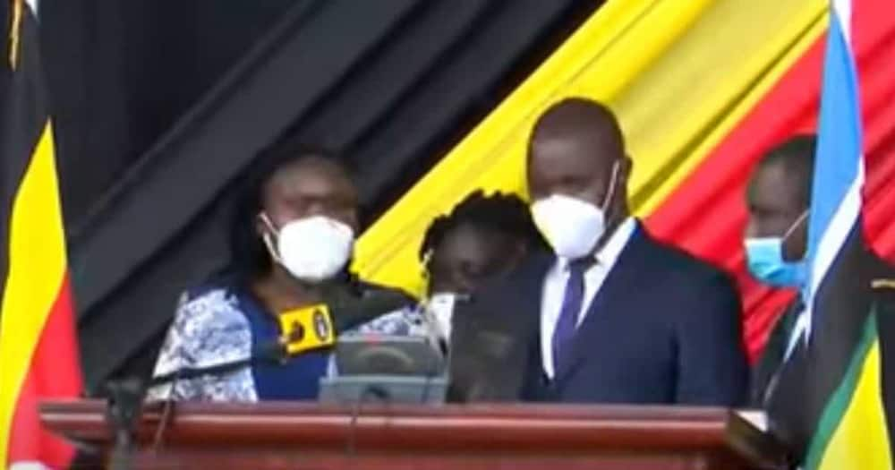 Co-Wives Fight Live on TV while Their Husband Is Sworn in as MP
