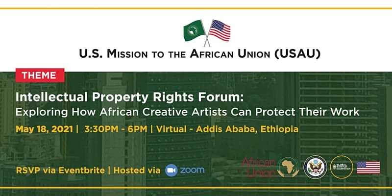 US Mission to the African Union Organises Webinar on Intellectual Property Rights