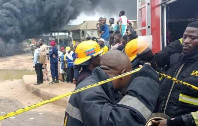 Ijegun explosion: 10 victims die in hospital - Lagos govt - Legit.ng
