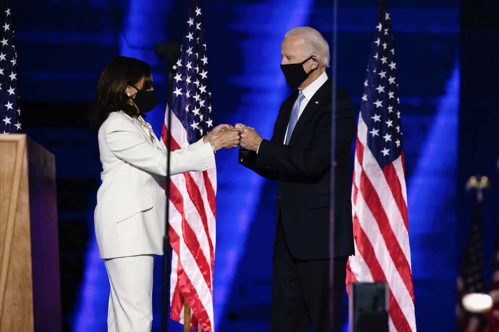 American vice president Kamala Harris reportedly break with precedent, fails to salute military