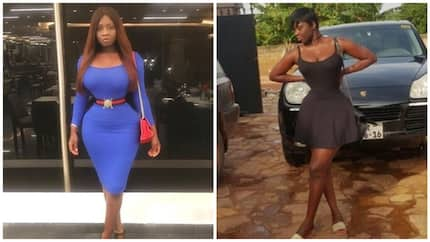 Actress Princess Shyngle recounts how she almost went broke living her life to impress people