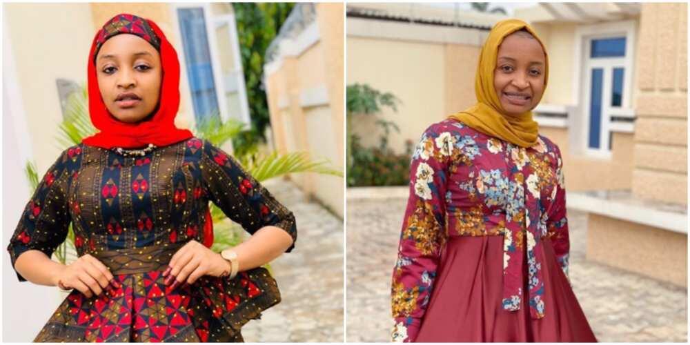 Northern actress Rahama Sadau causes mixed reactions with new photos