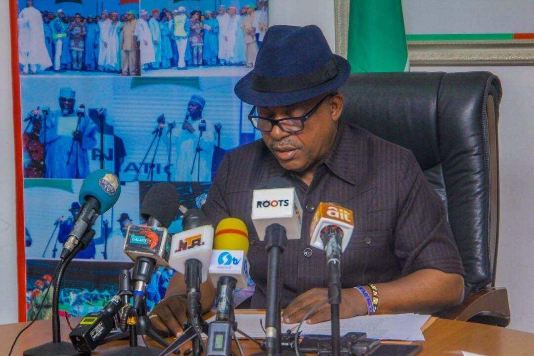 Tension as PDP shifts screening of Kogi exco aspirants to July 10