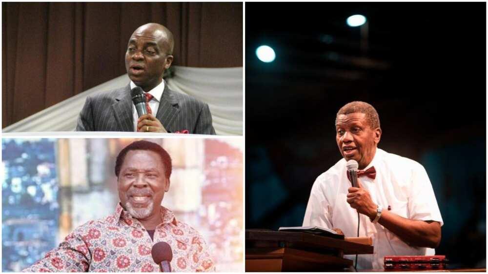 2021 prophecies released by Nigerian pastors