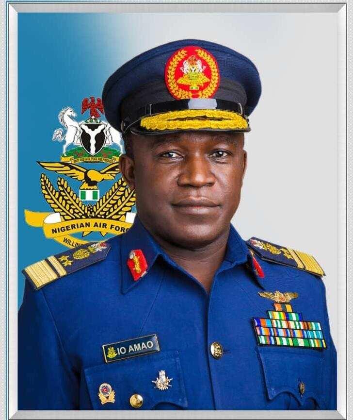 Air Vice Marshal Isiaka Oladayo Amao | Vanguard News