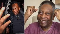 Brazilian football icon Pele sends huge message to well-wishers after leaving intensive care unit