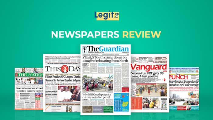 What Tiwa Savage's tape can do to me by Shehu Sani, other top stories in newspaper review