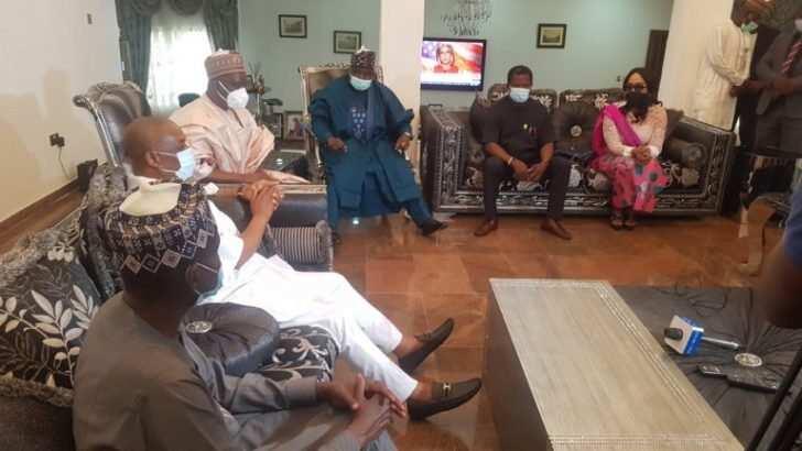 House of Reps leaders visit Senator Kalu, say prison is honour