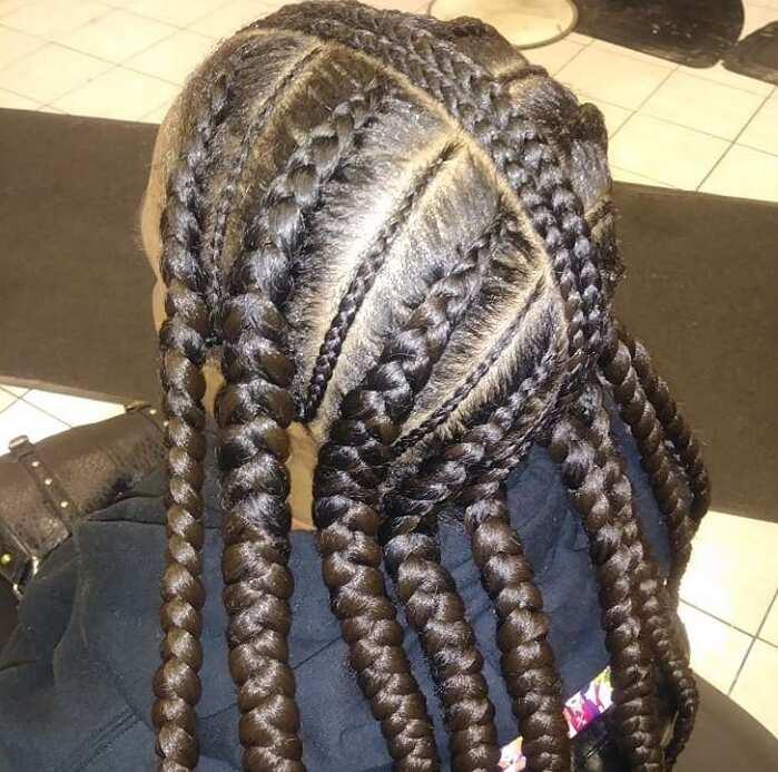 feed in braids 2019