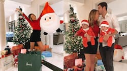 Chelsea star Morata splashes out Christmas gifts valued over £55k on his stunning wife Campello