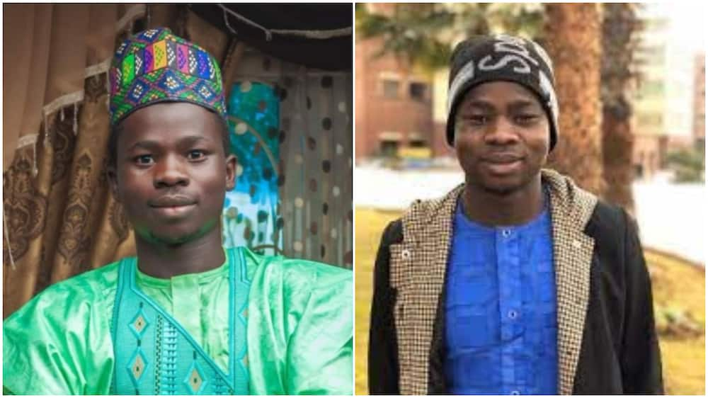 After 20 rejections, young Nigerian man finally gets scholarship worth N2bn