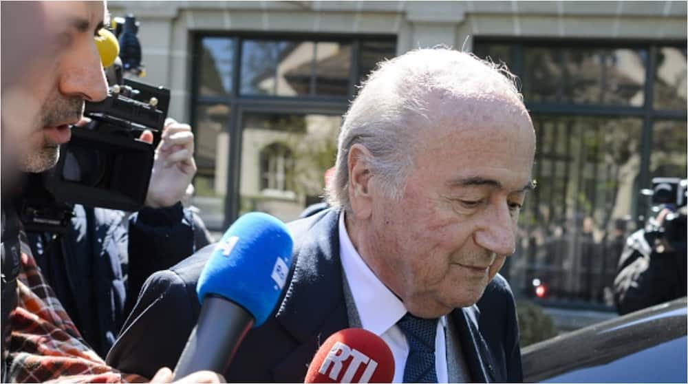 Former FIFA President Blatter Gets New Six-Year Ban From Football For Multiple Offences