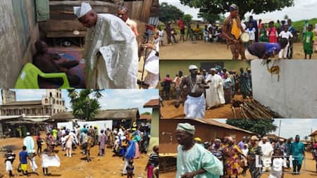 Ore Otiti: Inside Okaka's historic traditional festival; the facts, myths and mysteries in pictures