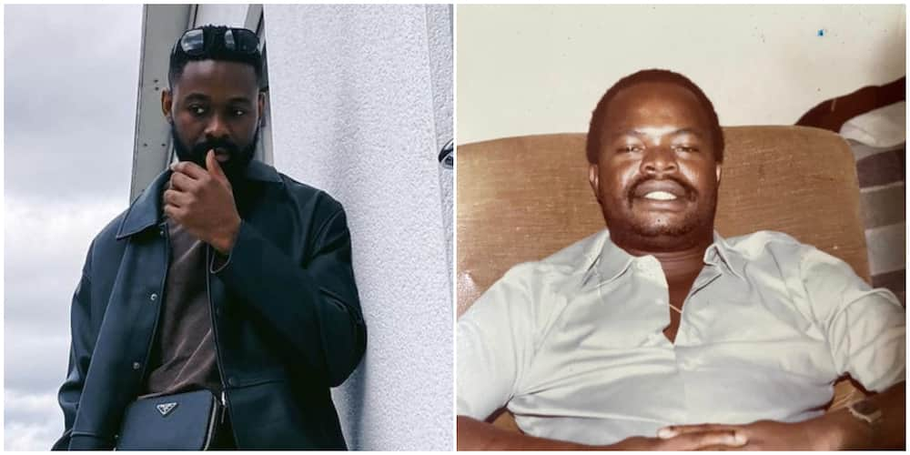 Even in the Face of Death, You Fought Till Your Last Breath, Music Producer Sarz Mourns Late Dad