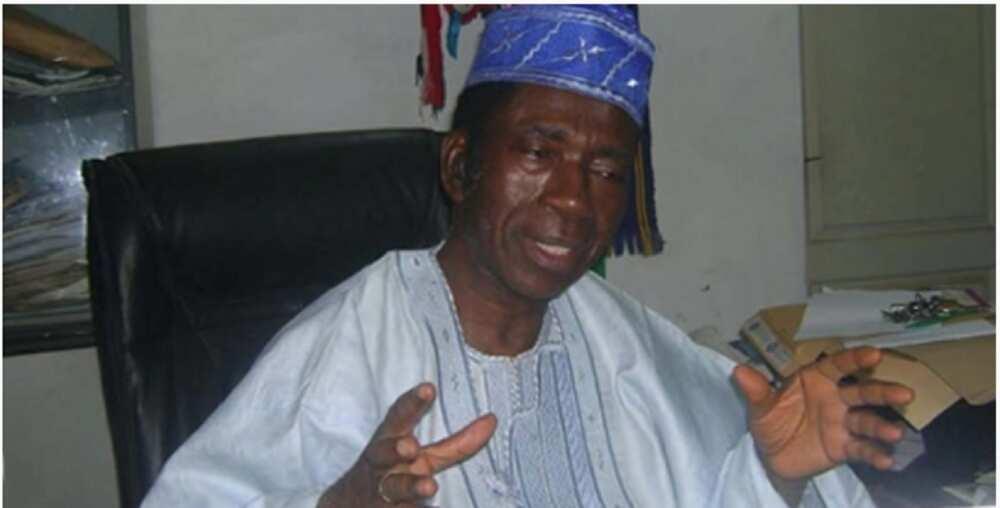 Da duminsa: Shugaban SDP na kasa ya yi murabus daga siyasa