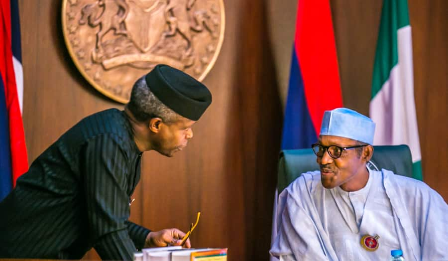 How Osinbajo has positively affected my administration – Buhari
