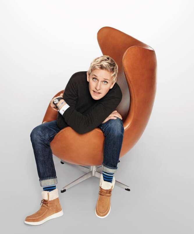 What is Ellen Degeneres's net worth?