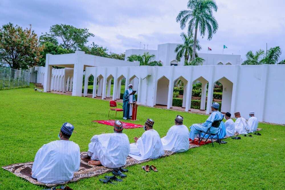 Babbar Sallah: Sharudan Sallar Idi a Masallatan Abuja