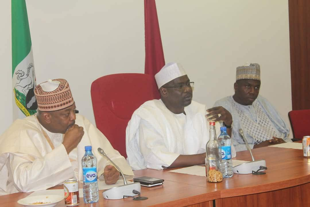 9th Senate leadership: Pro-Ndume senators insist on secret ballot