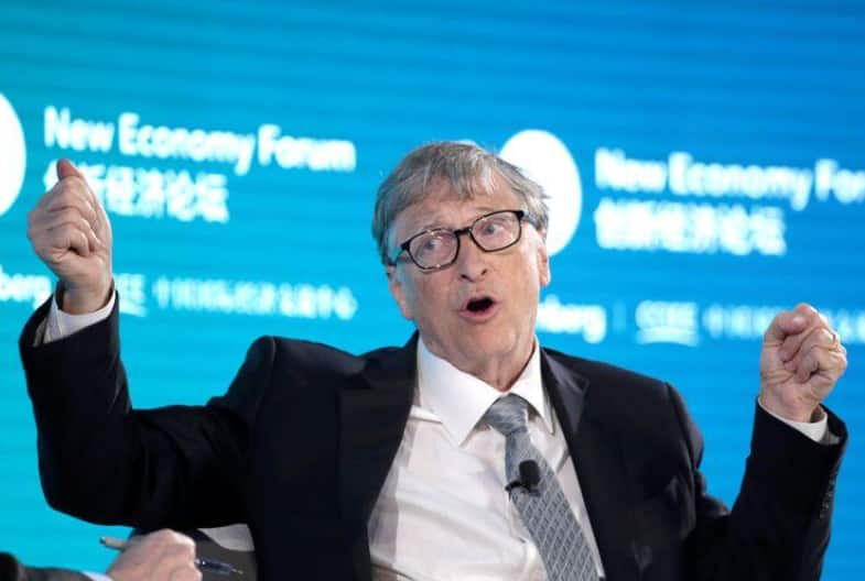 Gates Foundation adds $70 million more funding for COVID vaccines for poor