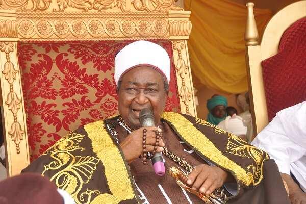 Sarkin Lafia Isa Mustapha Agwai ya rasu yana da shekaru 84