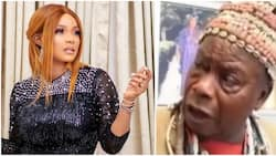 Actress Iyabo Ojo reacts as traditionalist who wished death upon her days ago allegedly dies