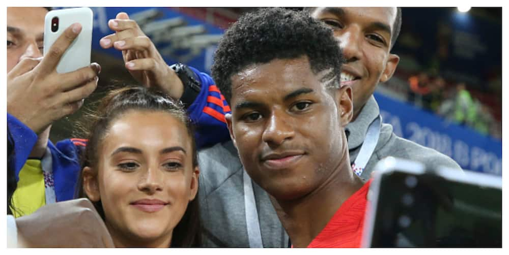 Tears for Man United star as he part ways with girlfriend of 8 years