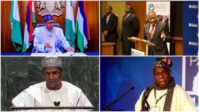 Daga Obasanjo zuwa Buhari: Jerin basussuka da aka karbo a karkashin Shugabannin Najeriya 4